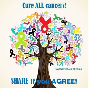 Join the fight to cure all cancer!