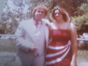 Alan and Sandy- Graduation Day 1978!