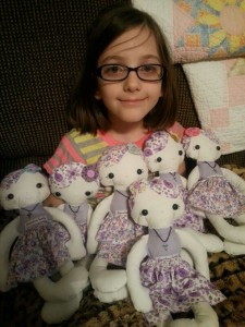 Kaylee and The Dolls!