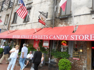 Best candy store in the South is on River Street!